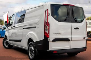 2021 Ford Transit Custom VN 2021.25MY 340S (Low Roof) White 6 Speed Automatic Van.