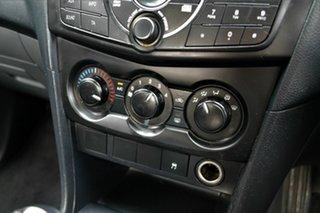 2014 Mazda BT-50 UP0YF1 XTR 4x2 Hi-Rider Red 6 Speed Manual Utility