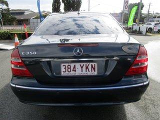 2005 Mercedes-Benz E-Class W211 MY06 E350 Elegance Blue 7 Speed Automatic Sedan