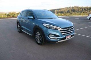 2016 Hyundai Tucson TL MY17 30 D-CT AWD Special Edition 7 Speed Sports Automatic Dual Clutch Wagon.
