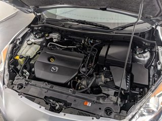 2013 Mazda 3 BL10F2 MY13 Neo Silver 6 Speed Manual Sedan