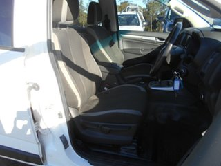 2018 Holden Colorado RG MY18 LS (4x4) White 6 Speed Automatic Crew Cab Pickup