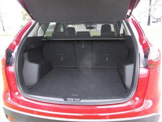 2015 Mazda CX-5 MY13 Upgrade Grand Tourer (4x4) Red 6 Speed Automatic Wagon