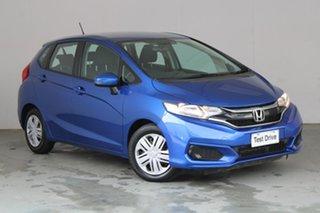 2018 Honda Jazz GF MY19 VTi Blue 1 Speed Constant Variable Hatchback.