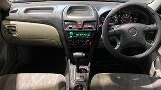 2000 Nissan Pulsar N16 ST Blue 4 Speed Automatic Sedan