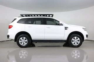 2018 Ford Everest UA MY18 Ambiente (4WD 7 Seat) (5 Yr) White 6 Speed Automatic SUV