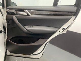 2017 BMW X4 F26 xDrive20d Coupe Steptronic Alpine White 8 Speed Automatic Wagon