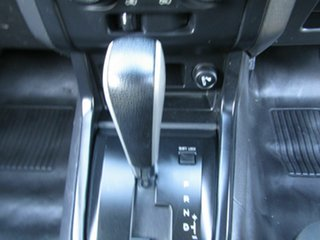 2015 Isuzu D-MAX MY15 SX 4x2 High Ride White 5 Speed Sports Automatic Cab Chassis