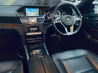 2013 Mercedes-Benz E-Class S212 MY13 E200 Estate 7G-Tronic + Black 7 Speed Sports Automatic Wagon.