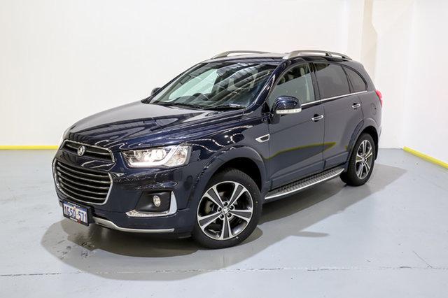 Used Holden Captiva CG MY18 LTZ AWD Canning Vale, 2018 Holden Captiva CG MY18 LTZ AWD Blue 6 Speed Sports Automatic Wagon