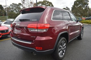 2019 Jeep Grand Cherokee WK MY19 Limited Red 8 Speed Sports Automatic Wagon