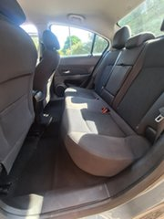 2012 Holden Cruze JH Series II MY12 CD Grey 5 Speed Manual Sedan