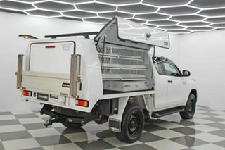 2018 Toyota Hilux GUN126R MY19 SR (4x4) White 6 Speed Automatic X Cab Cab Chassis