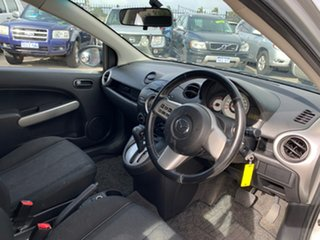 2008 Mazda 2 DE Neo Silver 4 Speed Automatic Hatchback