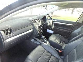 2010 Volkswagen Jetta 1KM 147TSI Highline Black Sports Automatic Dual Clutch Sedan