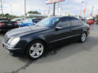 2005 Mercedes-Benz E-Class W211 MY06 E350 Elegance Blue 7 Speed Automatic Sedan.