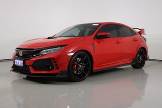 2017 Honda Civic MY17 Type R Rally Red 6 Speed Manual Hatchback.