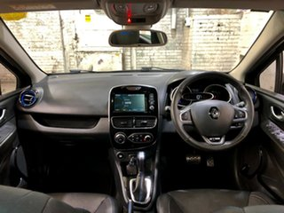 2017 Renault Clio IV B98 Phase 2 GT-Line EDC Black 6 Speed Sports Automatic Dual Clutch Hatchback