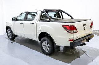 2016 Mazda BT-50 UR0YF1 XT 4x2 Hi-Rider White 6 Speed Sports Automatic Utility