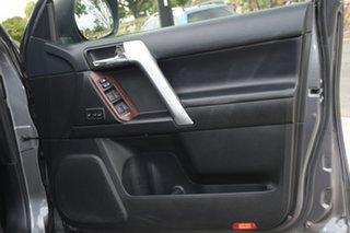 2017 Toyota Landcruiser Prado GDJ150R Kakadu Graphite 6 Speed Sports Automatic Wagon