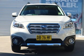 2015 Subaru Outback MY15 3.6R AWD White Continuous Variable Wagon