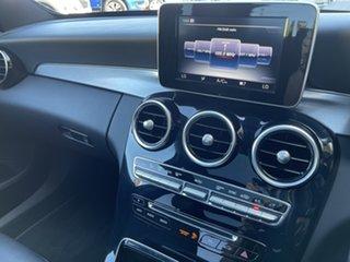 2014 Mercedes-Benz C-Class W205 C250 BlueTEC 7G-Tronic + Silver/120115 7 Speed Sports Automatic