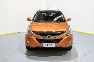 2013 Hyundai ix35 LM2 Highlander AWD Orange 6 Speed Sports Automatic Wagon.