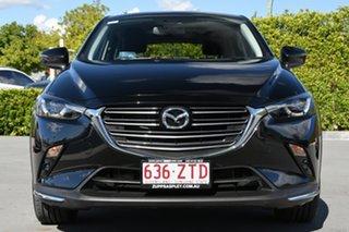 2020 Mazda CX-3 DK2W7A sTouring SKYACTIV-Drive FWD Black 6 Speed Sports Automatic Wagon