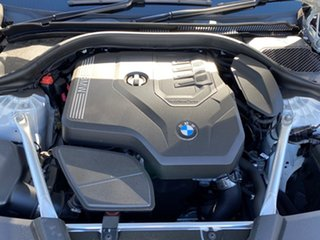 2020 BMW 5 Series G30 520i Steptronic M Sport Alpine White 8 Speed Sports Automatic Sedan