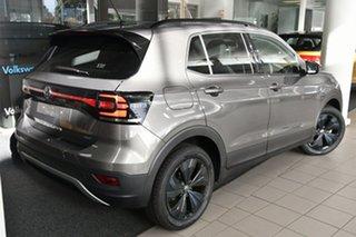 2021 Volkswagen T-Cross C1 MY21 85TSI DSG FWD CityLife Limestone Grey 7 Speed.