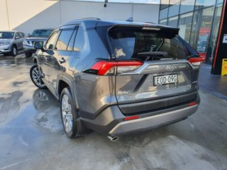 2021 Toyota RAV4 Mxaa52R Cruiser 2WD Grey 10 Speed Constant Variable Wagon.
