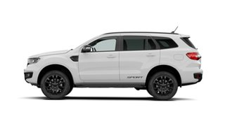 2021 Ford Everest UA II 2021.75MY Sport RWD Arctic White 10 Speed Sports Automatic SUV.