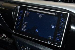 2015 Toyota Hilux GUN126R SR5 Extra Cab Blue 6 Speed Manual Utility