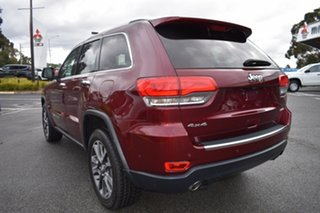 2019 Jeep Grand Cherokee WK MY19 Limited Red 8 Speed Sports Automatic Wagon.