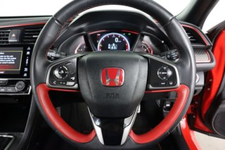 2017 Honda Civic MY17 Type R Rally Red 6 Speed Manual Hatchback