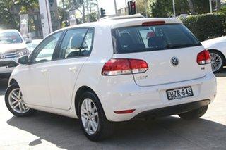 2011 Volkswagen Golf 1K MY11 90 TSI Trendline 6 Speed Manual Hatchback.