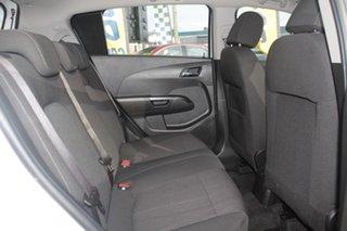 2017 Holden Barina TM MY17 LS Summit White 6 Speed Automatic Hatchback
