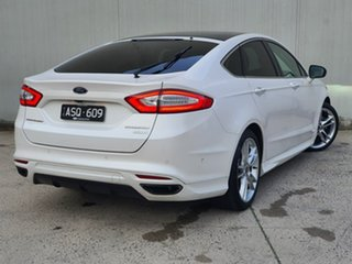 2018 Ford Mondeo MD 2018.25MY Titanium White 6 Speed Sports Automatic Hatchback
