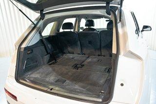 2015 Audi Q7 4M MY16 TDI Tiptronic Quattro White 8 Speed Sports Automatic Wagon