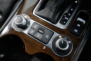 2016 Volkswagen Touareg 7P MY16 V6 TDI Tiptronic 4MOTION Black 8 Speed Sports Automatic Wagon