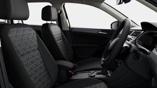 2021 Volkswagen Tiguan 5N MY21 132TSI Life DSG 4MOTION Deep Black Pearl Effect 7 Speed