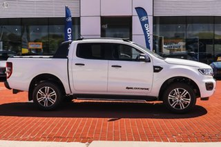 2020 Ford Ranger PX MkIII 2021.25MY Wildtrak White 6 Speed Sports Automatic Double Cab Pick Up