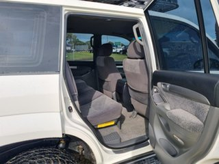 2006 Toyota Landcruiser Prado KDJ120R MY07 GX (4x4) Powder White 6 Speed Manual Wagon