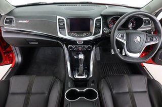 2017 Holden Commodore VF II MY17 SS-V Redline Red 6 Speed Automatic Sedan