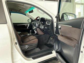 2017 Toyota Fortuner GUN156R GXL White 6 Speed Automatic Wagon