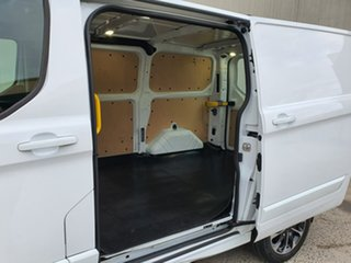 2020 Ford Transit Custom VN 2020.50MY 320S (Low Roof) Sport White 6 Speed Automatic Van