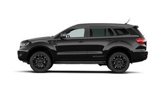 2021 Ford Everest UA II 2021.75MY Sport RWD Shadow Black 10 Speed Sports Automatic SUV.