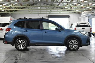 2018 Subaru Forester S5 MY19 2.5i-L CVT AWD Blue 7 Speed Constant Variable Wagon