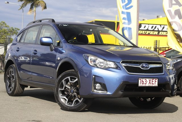 Used Subaru XV G4X MY17 2.0i Lineartronic AWD Rocklea, 2016 Subaru XV G4X MY17 2.0i Lineartronic AWD Quartz Blue 6 Speed Constant Variable Wagon