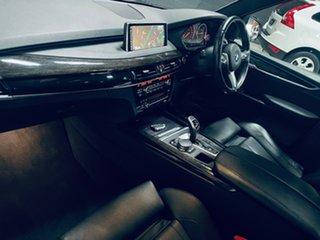 2016 BMW X5 F15 xDrive30d White 8 Speed Sports Automatic Wagon